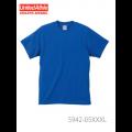 キングサイズ・6.2オンスカラーTシャツ...